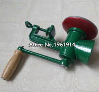 New 1pc Chili Soybean Grain Rice Mill Wheat Corn Flour Hand Crank Oats Flour Mill grinding miller Pulverizer 3#