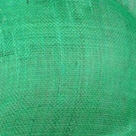Элегантные шляпки из соломки синамей с вуалеткой хорошее Свадебные шляпы высокого качества черного цвета Клубная кепка очень хорошее 17 цветов MSF099 - Цвет: Зеленый