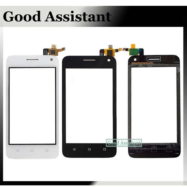 US $39 88 7% OFF|10 PCS High Quality White/Black 4 0 inch For Huawei Y3  y360 Y360 CL00 Y360 U03 Y360 U23 Y360 U31 Digitizer Touch Screen Display-in