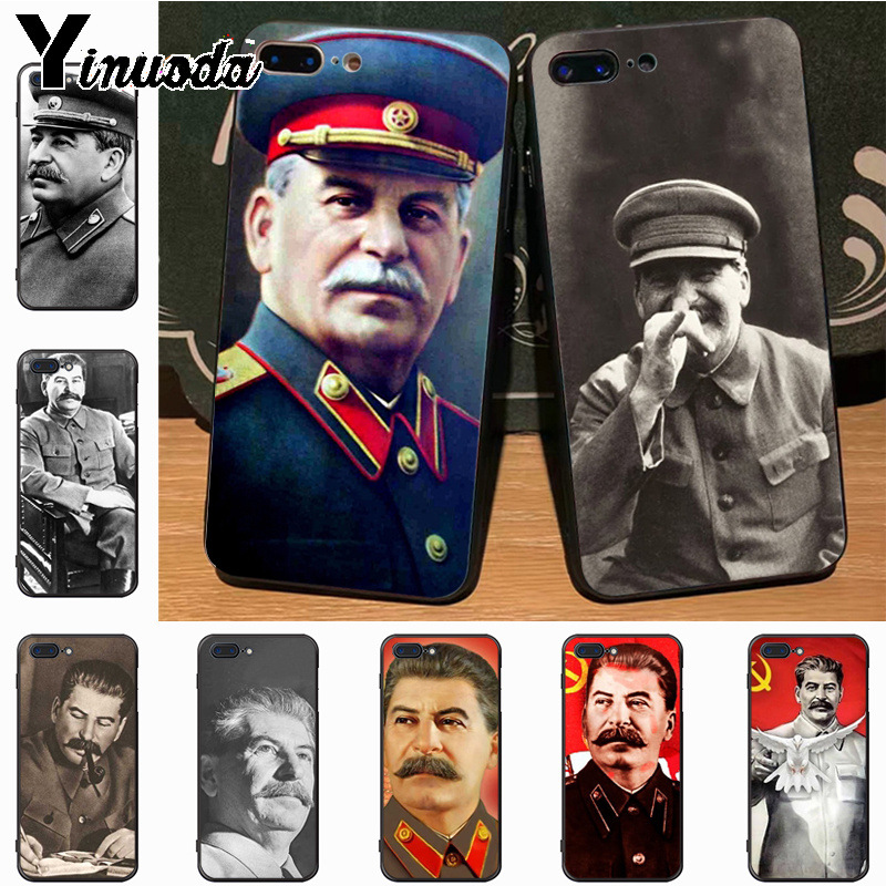 Yinuoda Russian Commander Stalin On Sale Luxury Cool Phone Accessories Case for