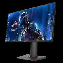ASUS ROG Swift PG279Q Gaming Monitor - 27 2K WQHD (2560 x 1440) IPS, overclockable 165Hz, G-SYN
