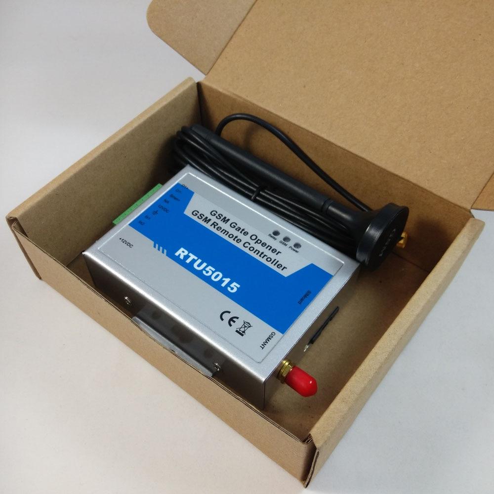Ingyenes szállítás postai úton RTU5015 GSM kapu ajtónyitó - Biztonság és védelem - Fénykép 3