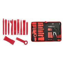 11/19pcs Car Disassembly Tools DVD Stereo Refit Kits Interior Plastic Trim Panel Dashboard Installation Removal Repair Tools