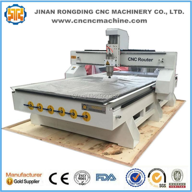 Tovární prodej cnc router stroj 3D router cnc 1325 cnc - Zařízení na obrábění dřeva - Fotografie 6