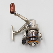 1Pcs Ultra-Thin Spinning Fishing Reel Bearings 5.2: 1 Interchangeable Foldable Fishing Reel Strong Handle Spinning Fishing Rod