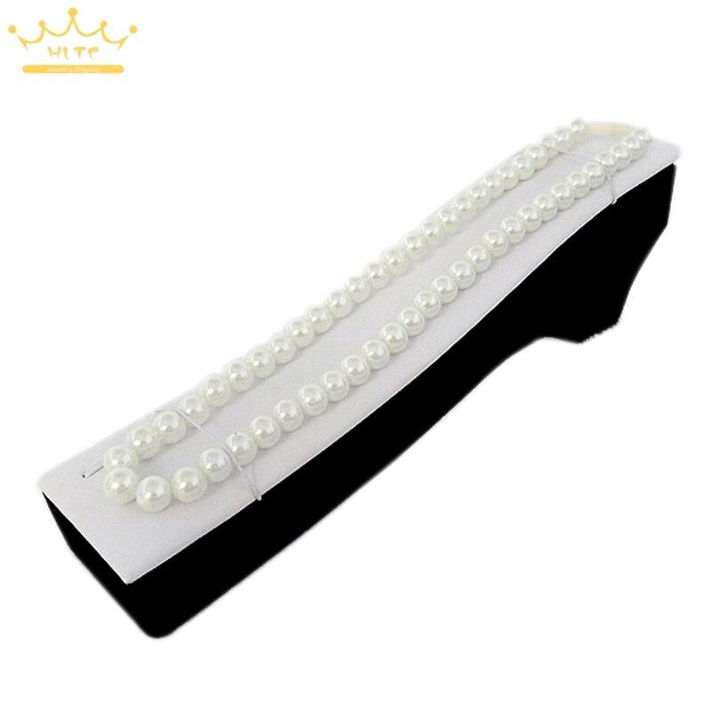 EMS ювелирные изделия реквизит упаковка ювелирных изделий кристалл Агат дисплей стойки серебро платина алмаз белый цвет браслет 10 шт./лот