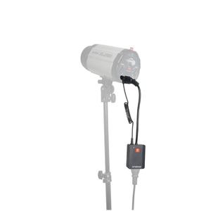 Image 4 - Andoer Universal  AC 04  4 Channels Wireless Remote Radio Studio Flash Speedlite Trigger Set  Transmitters for Strobe