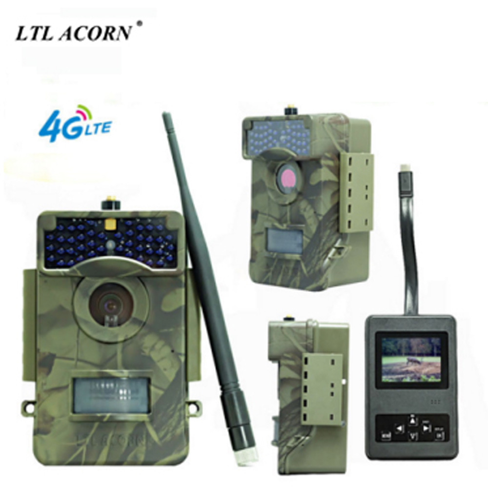 все цены на Low Power Infrared Sensor Digital Camera LTL ACORN 6511-MG 4G Hunting Camera 1080P HD Video MMS Trail Hunting Camera Photo Traps
