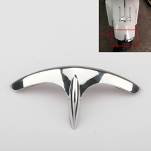 ABS Plastic Motorcycle Fairing Front Fender Tip Case for Honda Goldwing GL1800 2001-2011