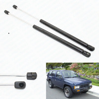 2 Liftgate Auto Gas Spring Struts Prop Lift Support Fits Nissan Terrano Pathfinder 91 95 10837