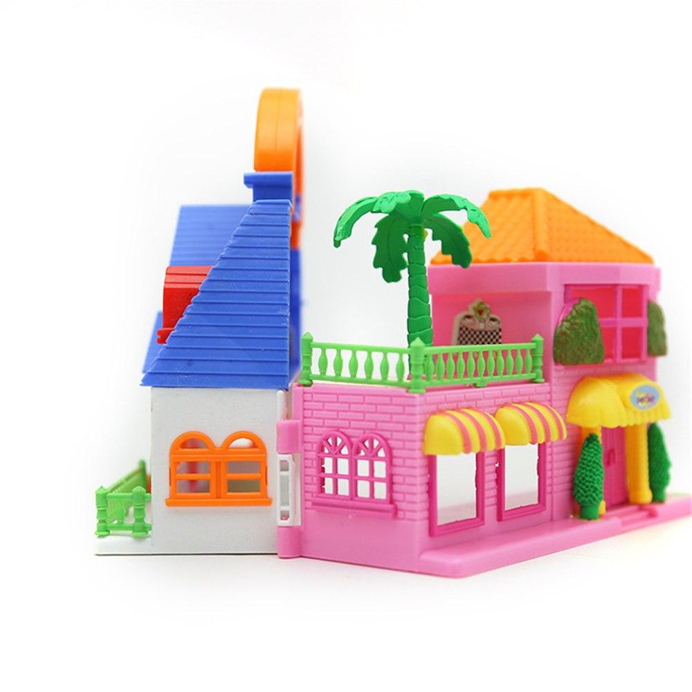Puppenhaus puppenhaus rahmen multicolor holz puppenhaus rahmen haus ...