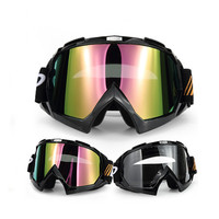 Double Layers Anti Fog Big Ski Goggles Snowmobile Ski Mask Snow Glasses Skiing Snowboard Men Women