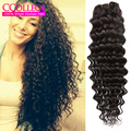 Maxglam Hair Brazillian Deep Wave 4 Bundles Wet And Wavy Human Hair Styles Affordable Brazilian Hair Bundles
