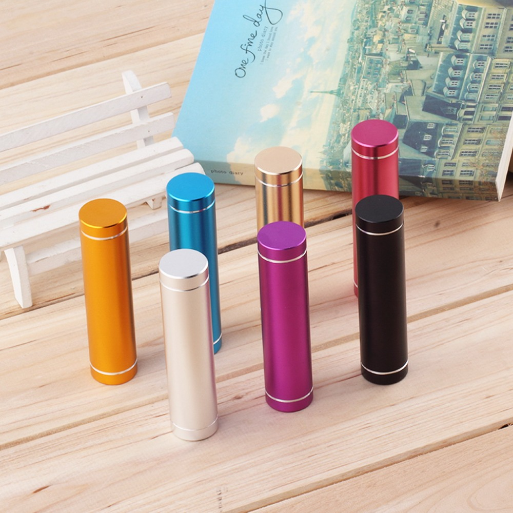 Mobile Charger Power Bank Case Portable Charger USB Pack Box Battery Cover For 18650 Battery Case External Battery Charger