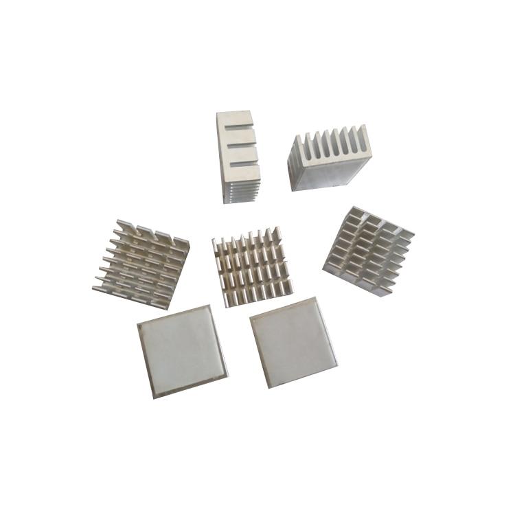 10pcs/lot 20 x 20 x 10mm 20mm Heat sink Aluminum Heatsink Cooler For Led Light интегральная микросхема stime 100pcs lot 3w 1w 5w led heat sink
