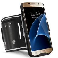 Sports Armband Combo With Case For Sumsung Galaxy S7edge S3 S4 S5 S6 S7 Edge Gym
