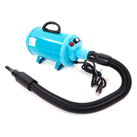New 120V 2800W Portable Dog Cat Pet Groomming Blow Hair Dryer Quick Draw Hairdryer US Standard