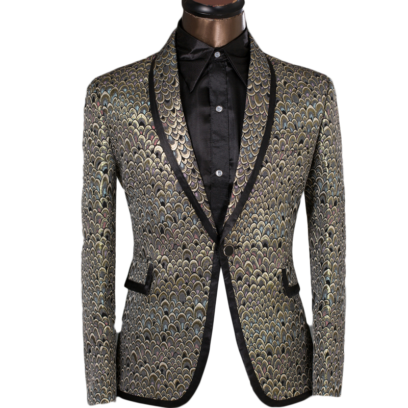 2017 XS 6XL Slim Fit Blazer Men Suits Performance Tuxedo Party Prom Wedding Costume Homme Customization