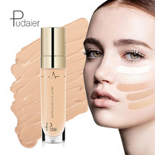 Pudaier Skin Concealer Liquid Concealer Convenient Pro Eye Concealer Cream Face