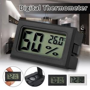 Mini LCD Digital Thermometer H
