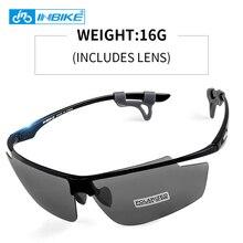 INBIKE Ultra-light Cycling Glasses Polarized Outdoor Bicycle Sports Eyewear Goggles Windproof Men Women Mountain Bike Equipment