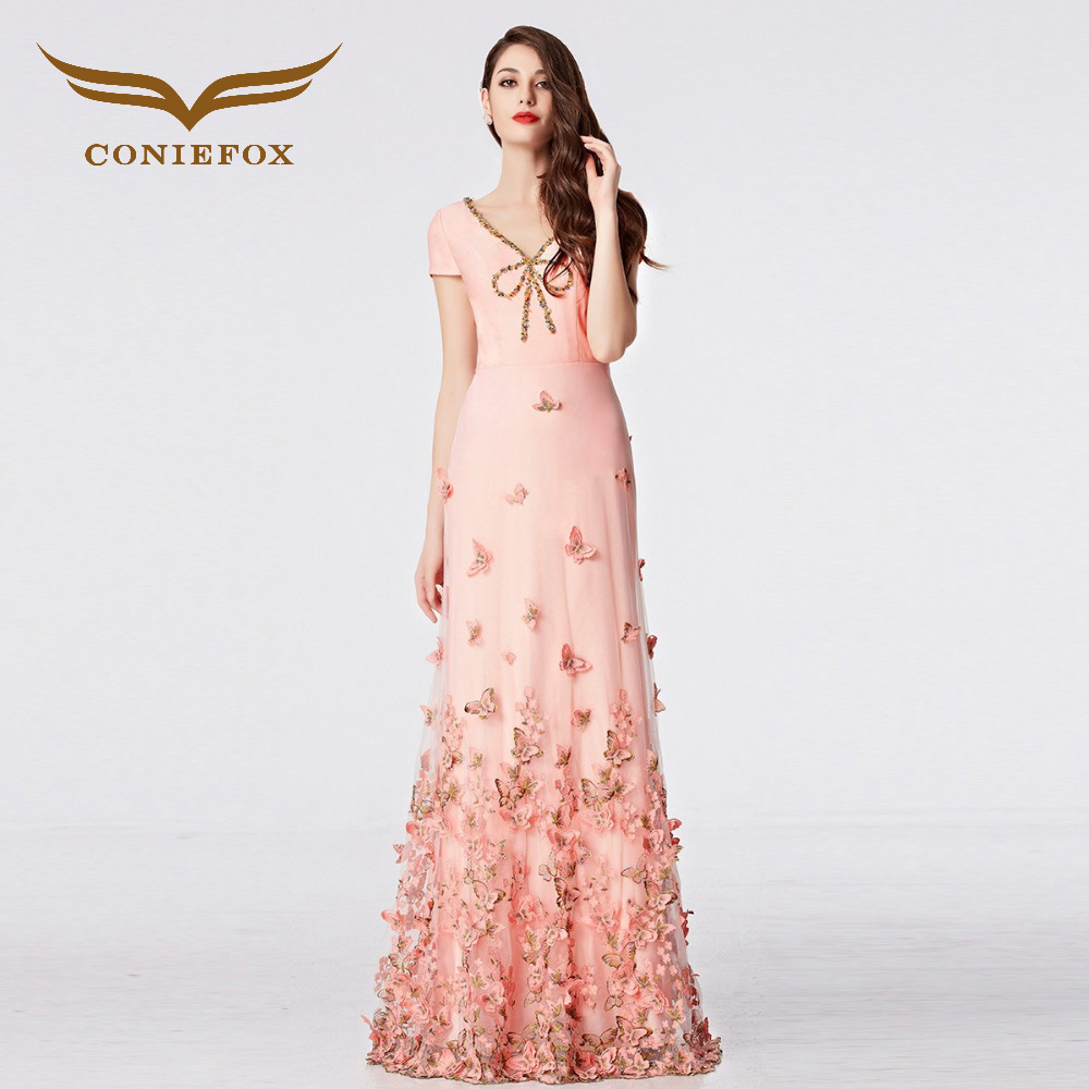 31135 Newest Vintage Long Prom Dresses Lace Abendkleider