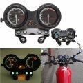 DC 12V Motorcycle Motorbike Complete Clocks Speedometer For YAMAHA YBR 125