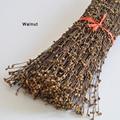 Ягодная косточка украшение из плюща стволовых грецких ягод Пип, ягодная косточка, Осенний венок, из упаковочного материала, Цветочная корона - фото