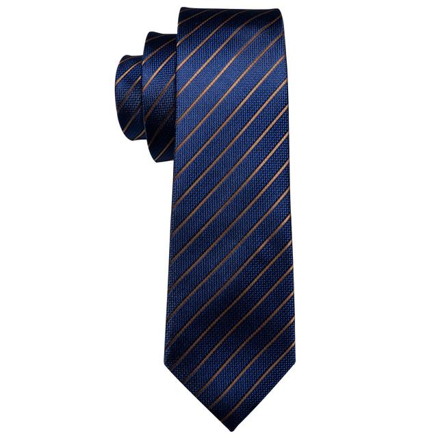 Corbatas Azules 100% Seda