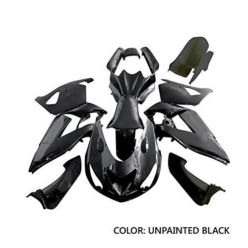 Motorcycle Unpainted Bodywork Fairing Kit For Kawasaki ZX-14R Ninja ZX14R ZZR1400 2006 - 2011 10 09 08 07 ZX 14R Injection Mold