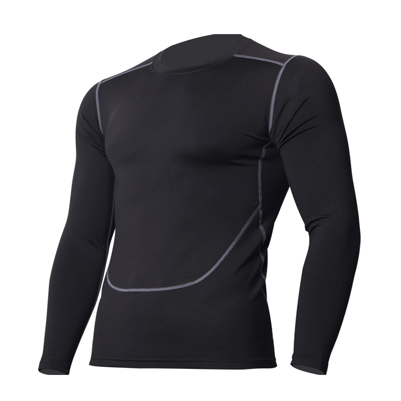 2019 New Mens Thermal Underwear Male Clothing Warm Long Johns Quick Dry Thermal Tights Compression Underwear Riding Dropshipping