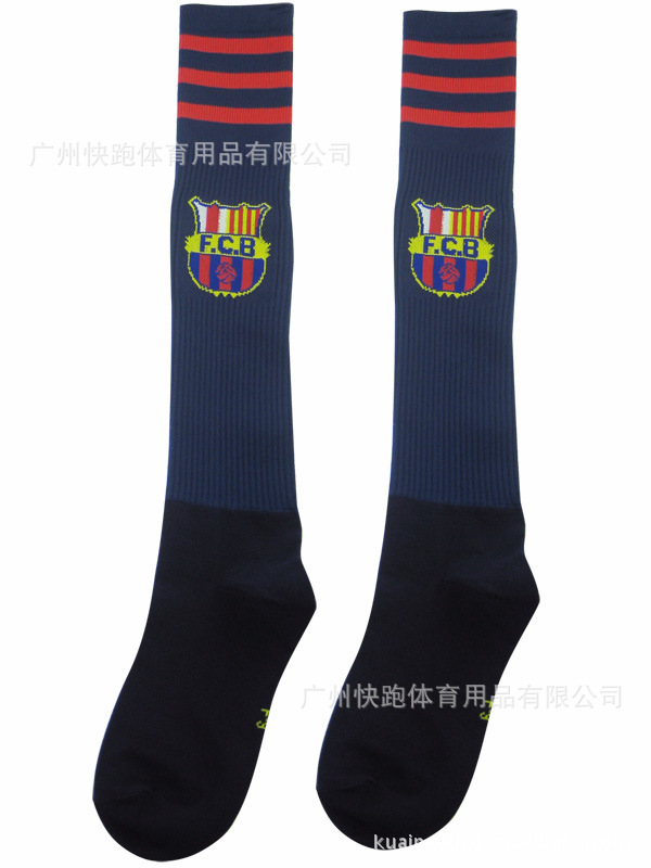 2e8fc2793 Kids Black Stripe Soccer Socks Children Knee High Trusox Black Medias  Futebol Calcetines-in Soccer Socks from Sports & Entertainment on  Aliexpress.com ...