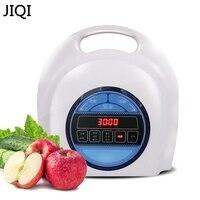 Lavadora automática doméstica de verduras y frutas lavadora de ozono desinfección segura de usar