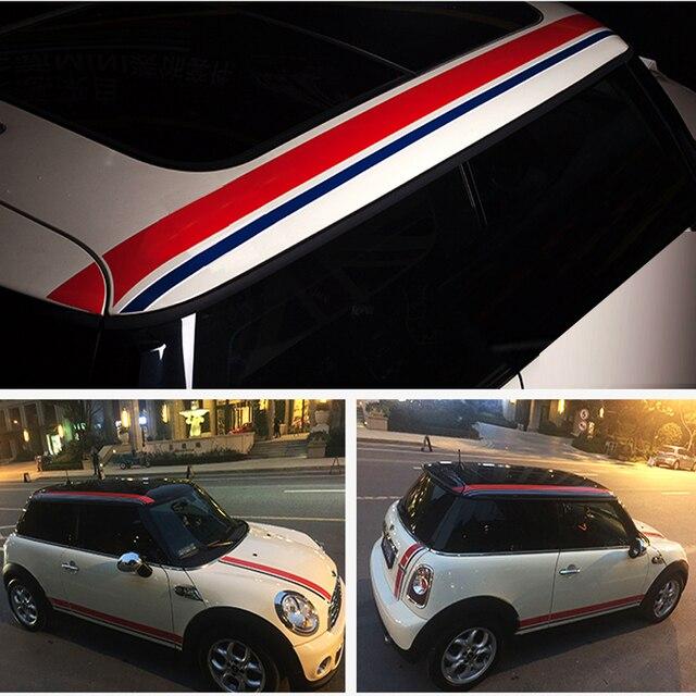 Bmw Mini Cooper >> Us 19 98 360 Cm Kk Mobil Tubuh Sticker Untuk Bmw Mini Cooper Anggota Klub Senegaranya Peaceman R55 R56 R57 R58 R59 R60 R61 F54 F56 F60 Di Mobil