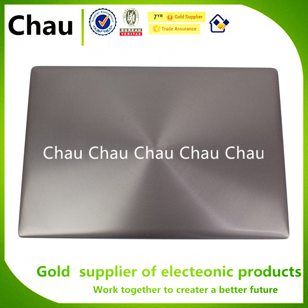 CHAU New For ASUS UX303L UX303 UX303LA UX303LN Gary With Touch Version LCD Back Cover Gary