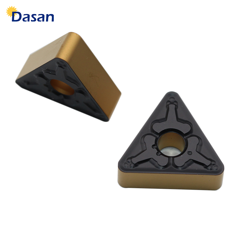 Купить с кэшбэком 10pcs TNMG160404 Carbide Inserts High Quality Turning Knife Blade TNMG160408 CNC Lathe Metal Plate TNMG 160412 Cutting Tool