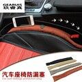 2 pcs Universal Assento de Carro Gap Pad Placa Caixa de Proteção À Prova de Vazamento Apertural Auto Cleaner Limpa Slot Plug Stopper