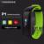 "P1 Pulsera Inteligente Bluetooth Heart Rate Monitor de Presión Arterial Monitor de Pulsera Smartband IP67 A Prueba de agua Portátil 0.86 ""OLED 2"