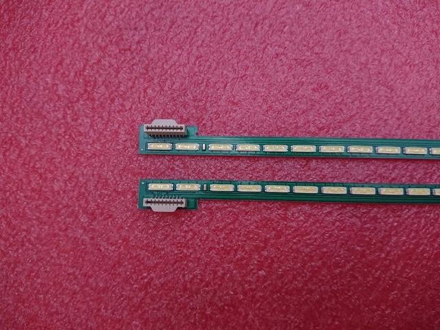2 قطعة LED الخلفية ستيب ل 55PFL6678S/12 55PFL6158 55PFL6008K LG 55LA6800 55LA640S 55LA660V 55LA7400 55LA6600 6922L 0069A 0080A