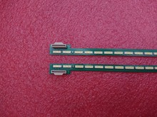 2pcs LED תאורה אחורית stip עבור 55PFL6678S/12 55PFL6158 55PFL6008K LG 55LA6800 55LA640S 55LA660V 55LA7400 55LA6600 6922L 0069A 0080A
