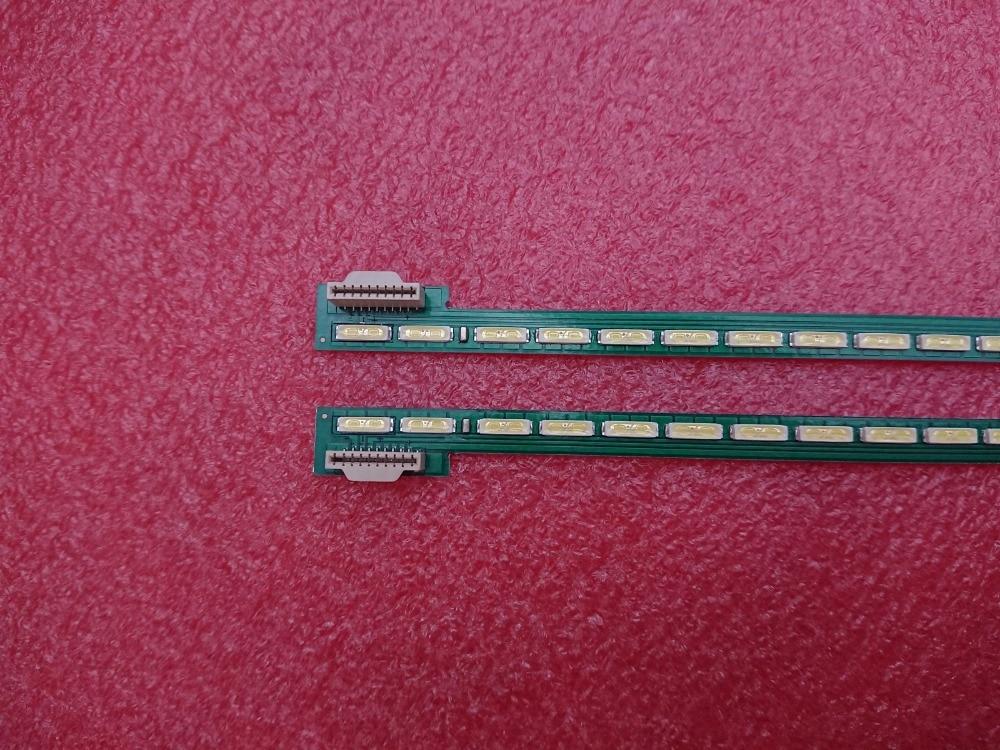 New 2 PCS*75LED LED Backlight Stip For LG 55LA6800 6922L-0069A 55LA660V 55PFL6008K 55LA7400 55LA6600 6916L1210B 09B