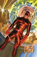Novelty Print Your Own Picture On Room Wall Marvel Daredevil By Alex Ross  75th Anniversary Poster Wall Sticker By 27x40cm