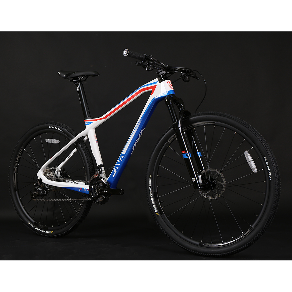 JAVA FIAMMA 29 Carbon Mountain Bike with XT Group Aluminium Wheels 33 speed Hydraulic Disc Brake AIR Fork 29er MTB Bicycle free shipping lutu xt wheelset mtb mountain bike 26 27 5 29er 32h disc brake 11 speed no carbon bicycle wheels super good