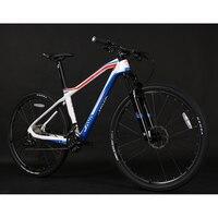 JAVA FIAMMA 29 Carbon Mountain Bike With XT Group Aluminium Wheels 33 Speed Hydraulic Disc Brake
