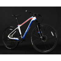 JAVA FIAMMA 29 Carbon Mountain Bike With XT Group Aluminium Wheels 33 Speed Hydraulic Disc Brake