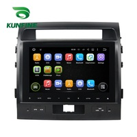 9'' Quad Core 1024*600 Android 5.1 Car DVD GPS Navigation Player Deckless Car Stereo for Land cruiser 2012 2015 Radio Bluetooth