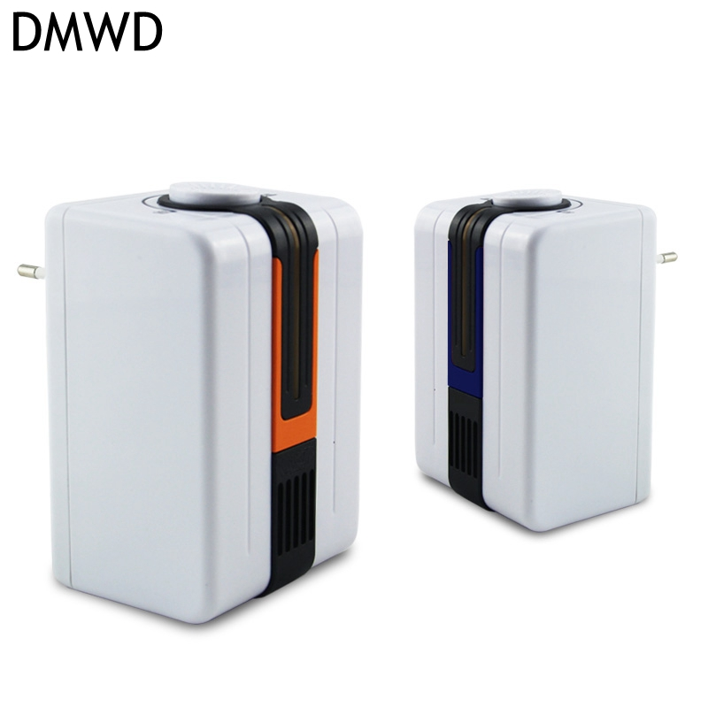 цены DMWD Ionizer Air Purifier Anion oxygen bar AC220V Remove Formaldehyde Smoke Dust Purification pm2.5 for home office use EU plug