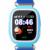 Sos gps smart watch relógio bebê q90 touch screen wi-fi chamada Local Rastreador Dispositivo Anti Perdido Lembrete Inteligente Relógios para crianças