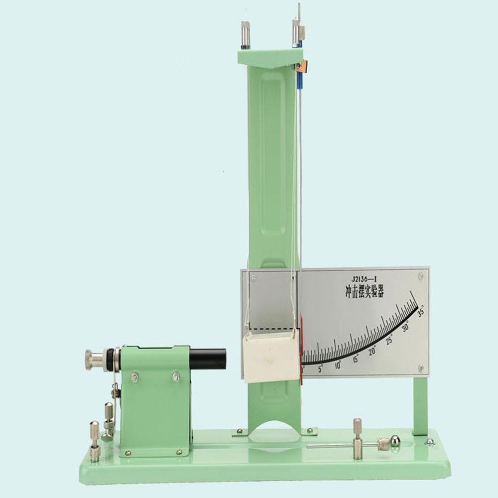 Impact Pendulum Experiment Device Momentum Conservation Mechanics Experiment Equipment High School Physics Experiment Supplies