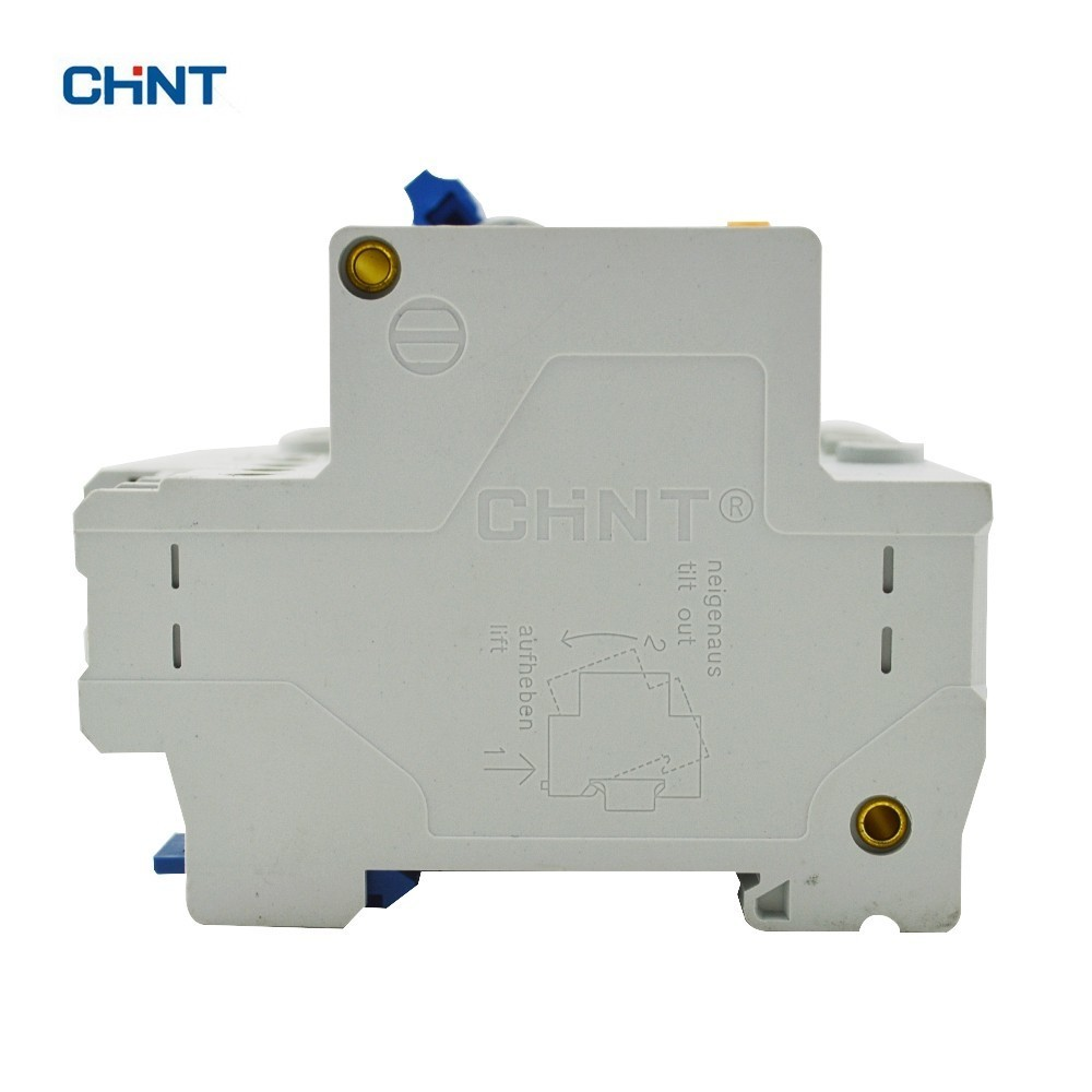 Chint 32a Earth Leakage Circuit Breaker Elcb Dz47le 32 3p N C32 In Id Residual Current Rccb China Breakers From Home Improvement On Alibaba Group